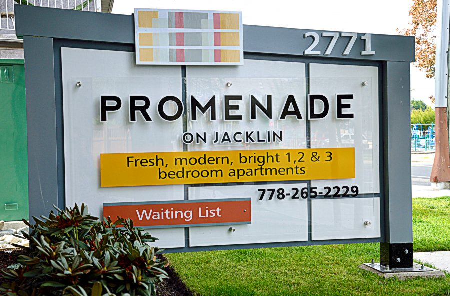 Promenade on Jacklin